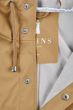 RAINS Khaki Jacket men's - La Luce - 5