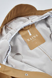 RAINS Khaki Jacket men's - La Luce - 7