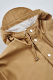 RAINS Khaki Jacket men's - La Luce - 8