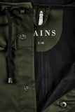RAINS Green Jacket men's - La Luce - 5