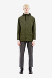 RAINS Green Jacket men's - La Luce - 2