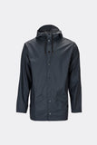 RAINS Blue Jacket