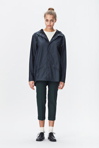 Rains Blue Jacket, Raincoats - La Luce