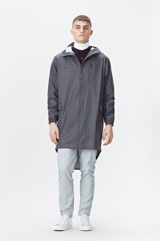 Rains - Smoke Parka, Raincoats - La Luce