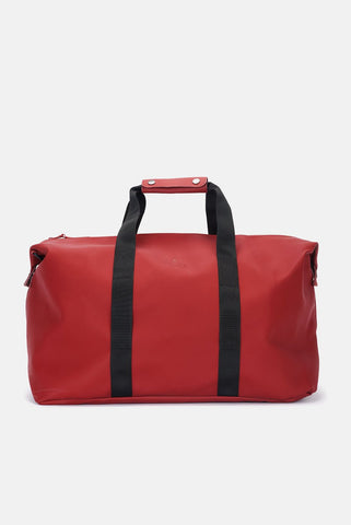 RAINS Weekend Bag - Scarlet, Bag - La Luce