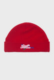 Carne Bollente - Best balls bat - Red, Hats and Beanies - La Luce