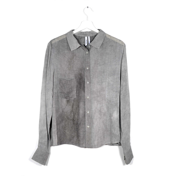 READY TO FISH Bryonia Smokey Grey Shirt, Shirts - La Luce
