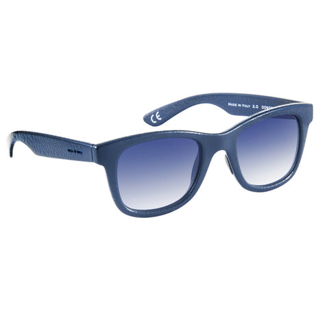 Italia Independent I-PLASTIK | Mod. 0090C DARK BLUE, Sunglasses - La Luce