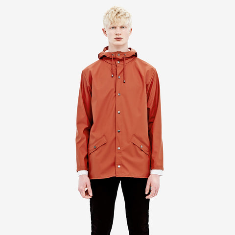 RAINS Rust Jacket men's - La Luce - 1