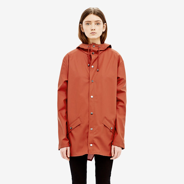 RAINS Rust Jacket - La Luce - 1