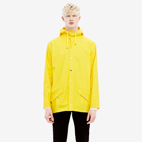 RAINS Yellow Jacket men's - La Luce - 1