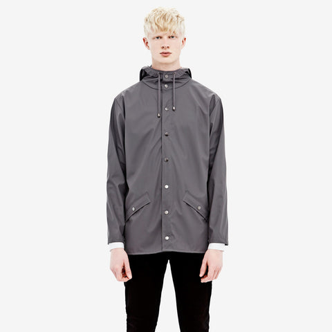 RAINS Smoke Jacket men's - La Luce - 1