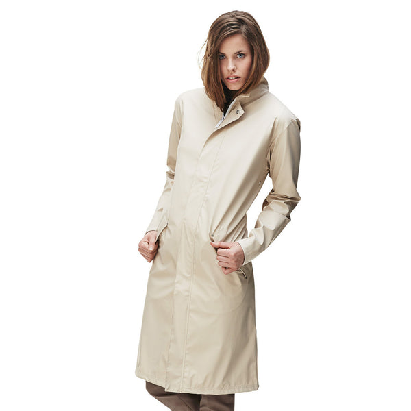 RAINS Mac Coat - Sand - La Luce - 1
