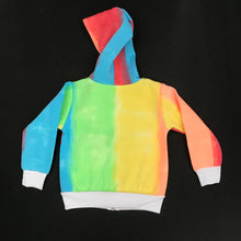 Load image into Gallery viewer, Bold Stripe Hoodie - Age 2