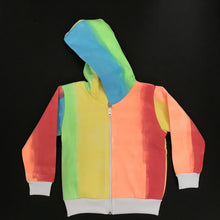 Load image into Gallery viewer, Bold Stripe Hoodie - Age 3-4