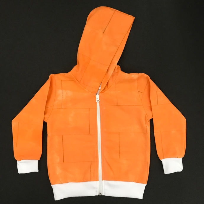 Brick in the Wall Hoodie - Age 3-4