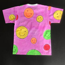 Load image into Gallery viewer, Smiley Face T-Shirt - Age 9-10