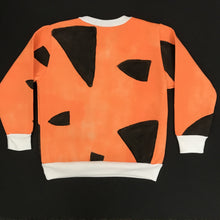 Load image into Gallery viewer, Leopard Sweatshirt - Age 3-4