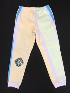 Beach Stripes Track Pants - Age 7-8