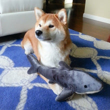 Load image into Gallery viewer, Fluff and Tuff Mac shark Large