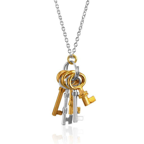Bunch of Keys Necklace - Peter Hall & Son