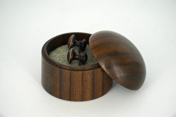 Cufflink box - Peter Hall & Son