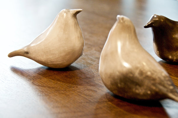 Smoke Fired Birds - Peter Hall & Son