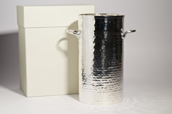 Palace Silver Plated Tall Bottle Holder