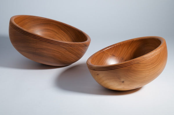 Pivoting Bowls Duo - Peter Hall & Son