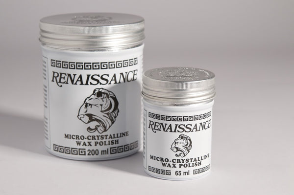 Renaissance Wax - Peter Hall & Son