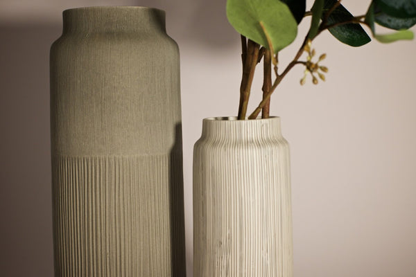Ex Large Lisa Grey Vase