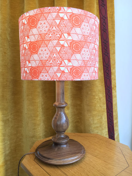 Medium Traditional Lamp Base - Peter Hall & Son
