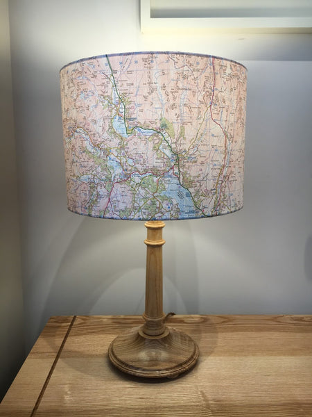 Lampshade Map