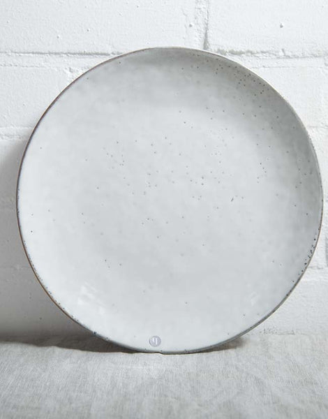Nordic Sand Dinner Plate - Peter Hall & Son