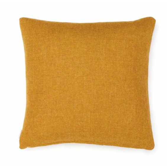 Melbourne Large Gold Cushion - Peter Hall & Son
