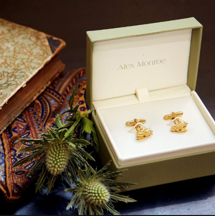 Alex Monroe Jewellery Collection - Peter Hall & Son