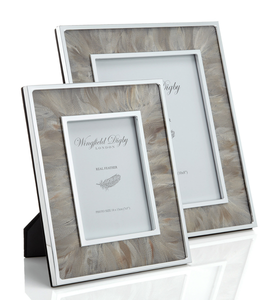 Duck Feather Photo frame - Peter Hall & Son