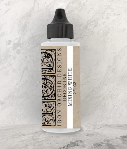 DECOR INK MIXING WHITE 2 OZ