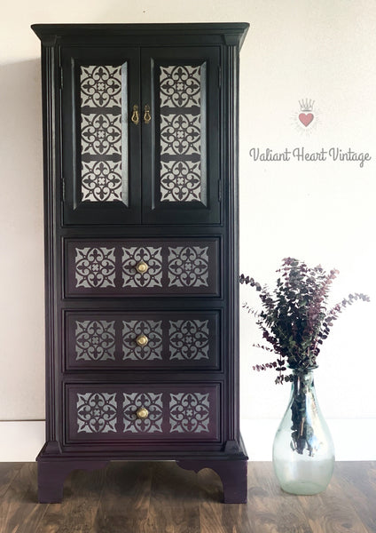 HANDCRAFTED CABINET