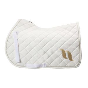 Saddle Pad Embroidery Collection Jump