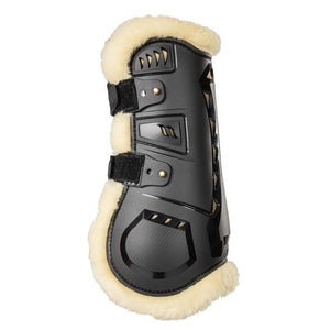 Air Flow Fur Tendon Boots
