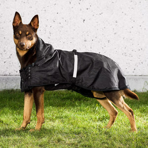 Dog Rain Rug with Filling