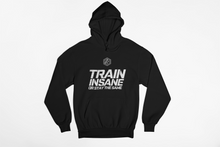 Laden Sie das Bild in den Galerie-Viewer, Train Insane - Hoodie