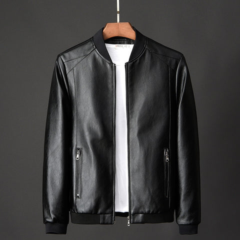 Bradley's Leather Jacket