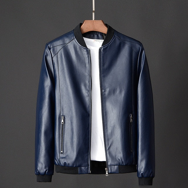 Barney's Leather Jacket
