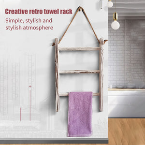 Norwegian Towel Rack