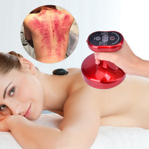 Electric Cupping Body Massager