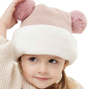 Kids Bear Winter Hat