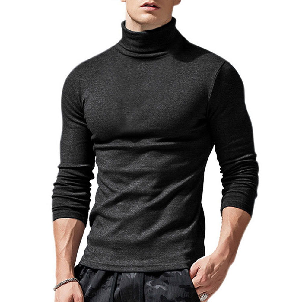Turtle Neck Long Sleeve