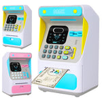 Kids Play Money Machine